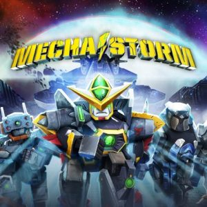 Nintendo eShop Downloads Europe Mecha Storm