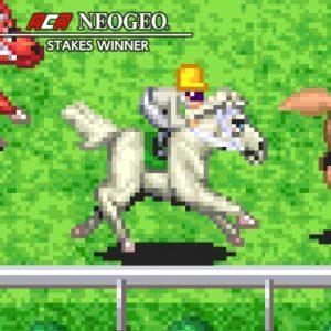 Nintendo eShop Downloads Europe ACA NeoGeo Stakes Winner