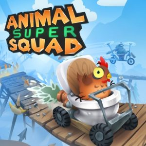 Nintendo eShop Downloads Europe Animal Super Squad