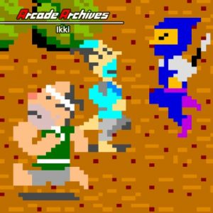 Nintendo eShop Downloads Europe Arcade Archives Ikki