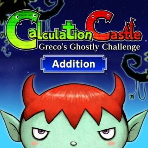 Nintendo eShop Downloads Europe Calculation Castle Greco's Ghostly Challenge Addition