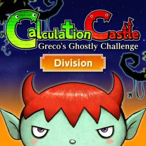 Nintendo eShop Downloads Europe Calculation Castle Greco's Ghostly Challenge Division