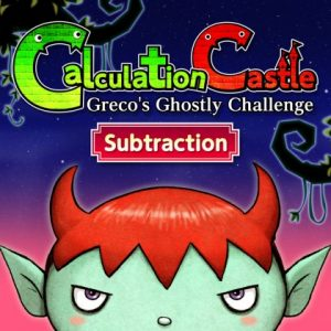 Nintendo eShop Downloads Europe Calculation Castle Greco's Ghostly Challenge Substraction