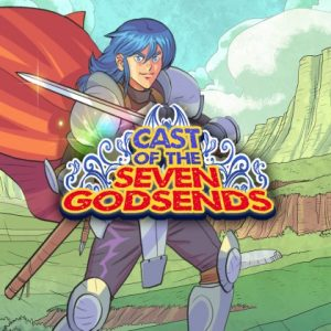 Nintendo eShop Downloads Europe Cast of the Seven Godsends