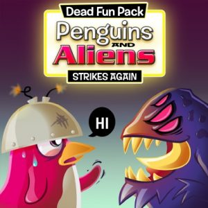 Nintendo eShop Downloads Europe Dead Fun Pack Penguins and Aliens Strikes Again