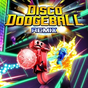 Nintendo eShop Downloads Europe Disco Dodgeball Remix