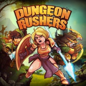 Nintendo eShop Downloads Europe Dungeon Rushers