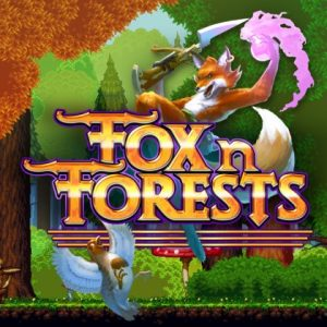 Nintendo eShop Downloads Europe Fox n Forests