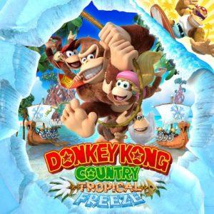 Nintendo eShop Downloads Europe Donkey Kong Country Tropical Freeze