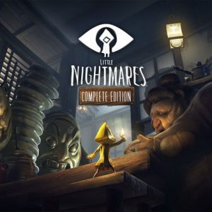 Nintendo eShop Downloads Europe Little Nightmares Complete Edition