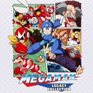 Nintendo eShop Downloads Europe Mega Man Legacy Collection