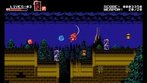 Nintendo eShop Downloads North America Bloodstained Curse of the Moon