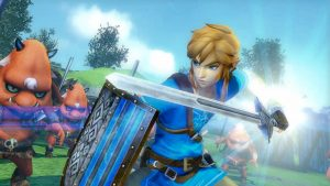 Nintendo eShop Downloads North America Hyrule Warriors Definitive Edition