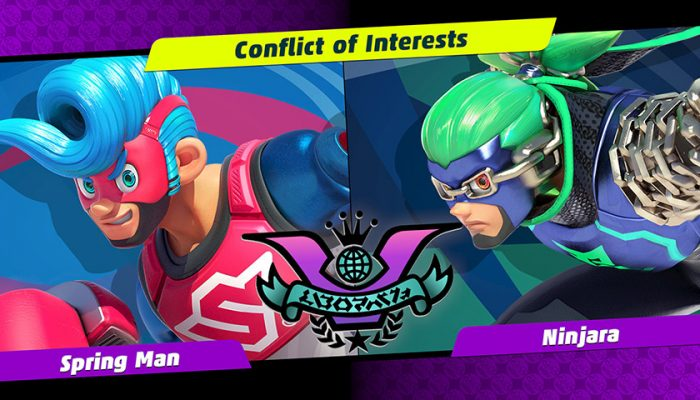 NoA: 'Spring to it! It's Spring Man vs. Ninjara in the next Party Crash!'