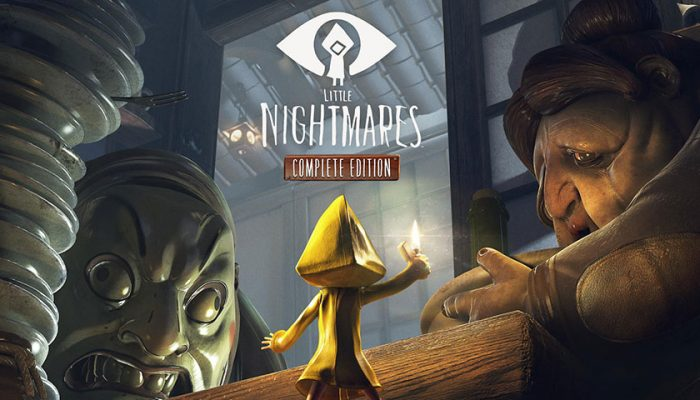 NoA: 'Confront your childhood fears in Little Nightmares: Complete Edition'
