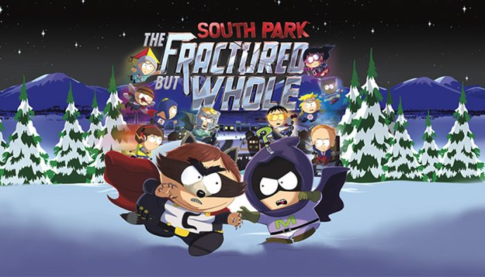 NoA: ' South Park: The Fractured But Whole is now available!'