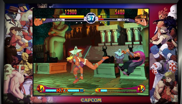 Capcom: 'Street Fighter 30th Anniversary Collection Training and Versus Mode Details!'