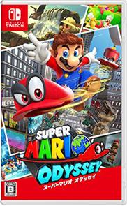 Nintendo FY3/2018 Super Mario Odyssey