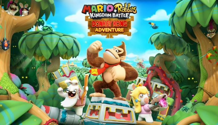 Ubisoft: 'Mario + Rabbids – 6 Reasons You'll Go Ape For Donkey Kong's Adventure'