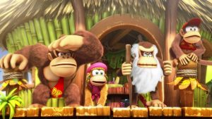 Media Create Top 50 Donkey Kong Country Tropical Freeze