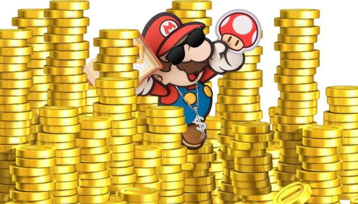 Nintendo FY3/2018: Notice of Dividend