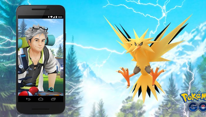 Niantic: 'New Research Tasks Feature Flying- and Electric-Type Challenges!'