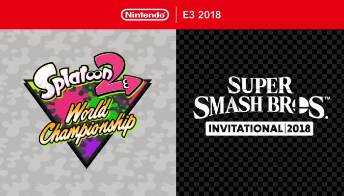 NoA: 'Nintendo invites fans to watch two days of tournament competition live during E3'
