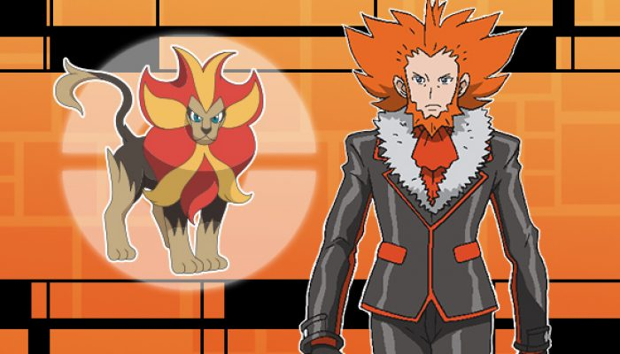 Pokémon: 'Trainer Spotlight: Lysandre'