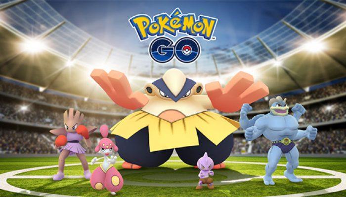 Pokémon: 'A Fighting-Type Free-for-All in Pokémon Go'