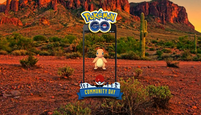 Pokémon: 'Charmander Burns Bright on Pokémon Go Community Day'