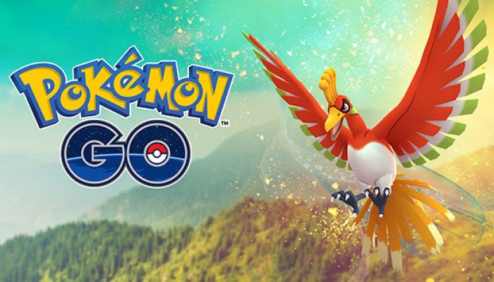 Pokémon: 'Ho-Oh Rises from the Ashes in Pokémon Go!'