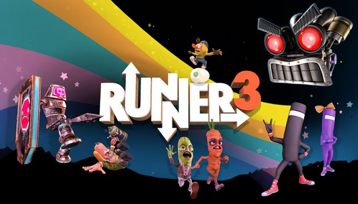 NoA: ' Rhythm-music platforming returns in Runner3!'