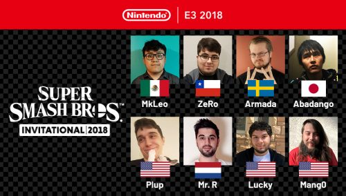 Super Smash Bros Invitational 2018