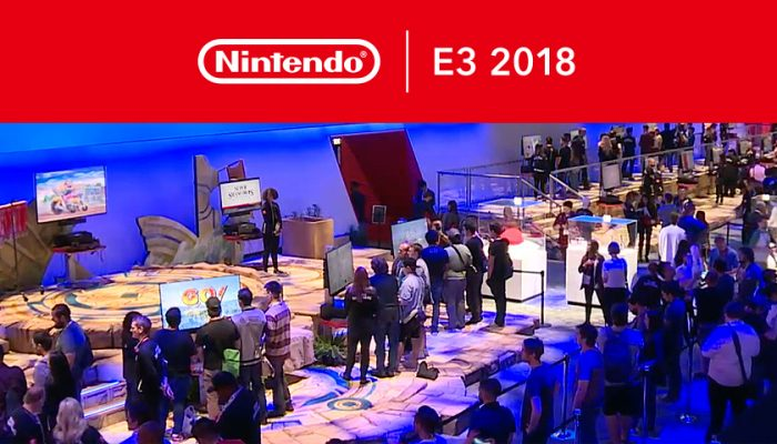 NoA: 'Nintendo crowns tournament winners, makes new announcements throughout the day'