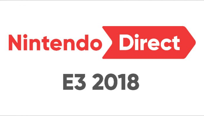 NoA: 'Nintendo smashes E3 with 2018 lineup, details about Super Smash Bros. Ultimate'
