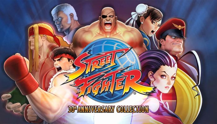 Capcom: 'Street Fighter 30th Anniversary Collection is Now Available on PlayStation 4, Xbox One, Nintendo Switch, and Steam!'
