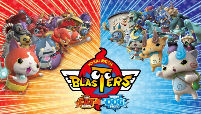 NoA: 'The Yo-kai Watch series is back with two new co-op action games'