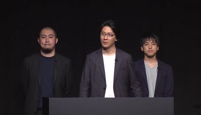 Conférence de presse jeux vidéo Pokémon 2018