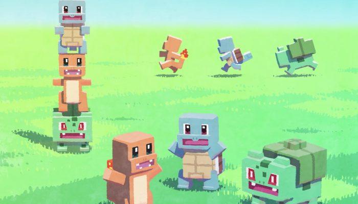 Pokémon Quest – Japanese Overview Videos