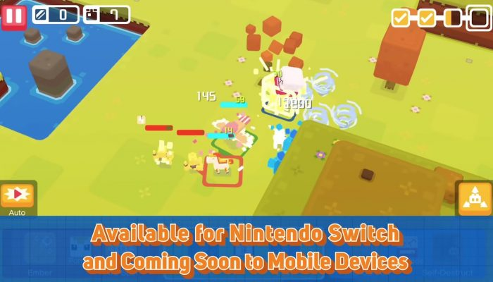 Pokémon Quest – New Adventures Await! Trailer