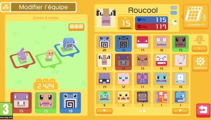 Pokémon Quest – Bande-annonce Une nouvelle aventure commence !