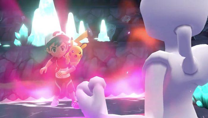 Pokémon : Let's Go, Pikachu et Pokémon : Let's Go, Évoli – Bande annonce officielle