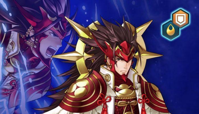 Fire Emblem Heroes – Legendary Hero (Ryoma: Supreme Samurai) Trailer