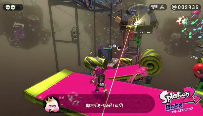 Splatoon 2 – Fifth Japanese Octo Expansion Gameplay