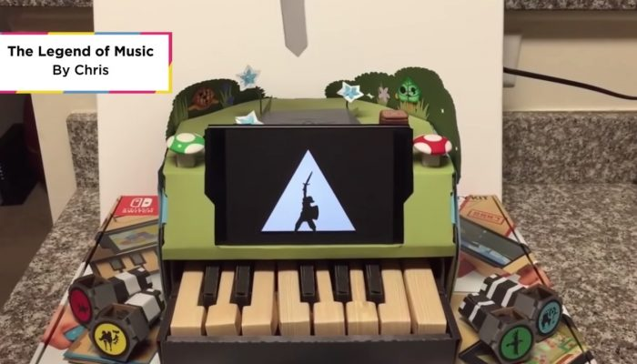 Nintendo Labo – Creators Contest Highlights