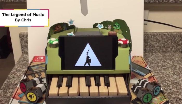 Nintendo Labo – Creators Contest Highlights