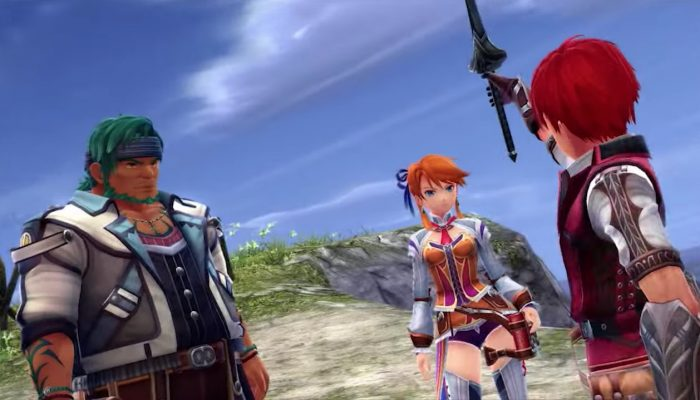 Ys VIII: Lacrimosa of Dana – Gameplay in Action!