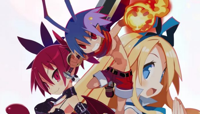 Disgaea 1 Complete – Japanese Story Trailer