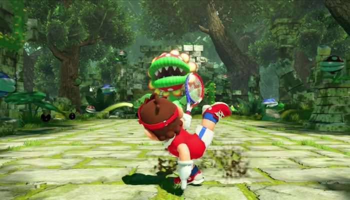Mario Tennis Aces – Japanese Commercials