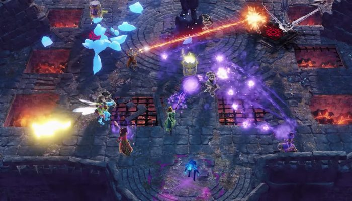 Nine Parchments – The Astral Challenges Release Trailer